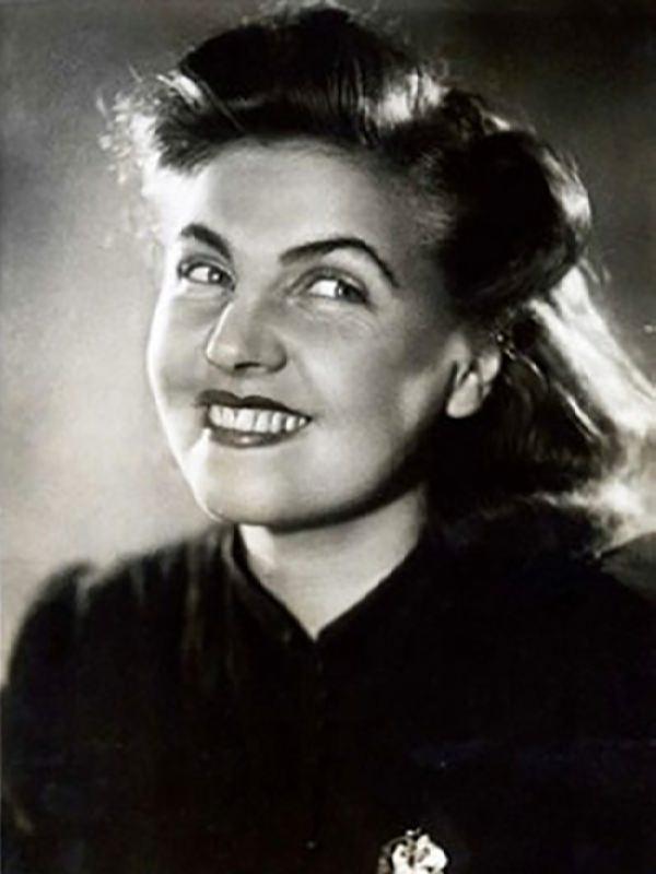Tamara Makarova, Soviet Russian actress