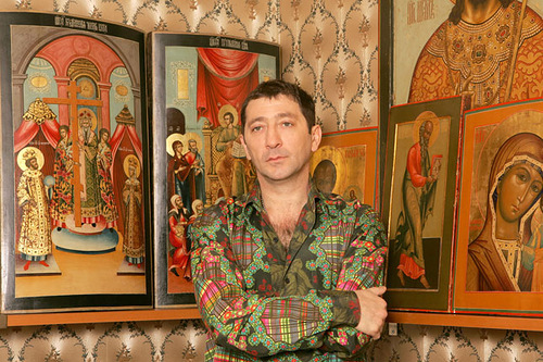 Grigory Leps, Russian singer-songwriter