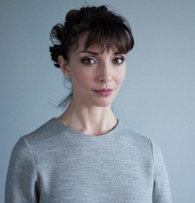 Yulia Agafonova, Russian actress