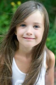 Kristina Pakarina young actress