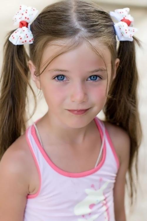 Kristina Pakarina young model