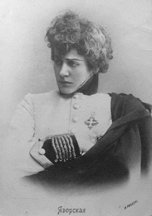 Yavorskaya Lydia actress