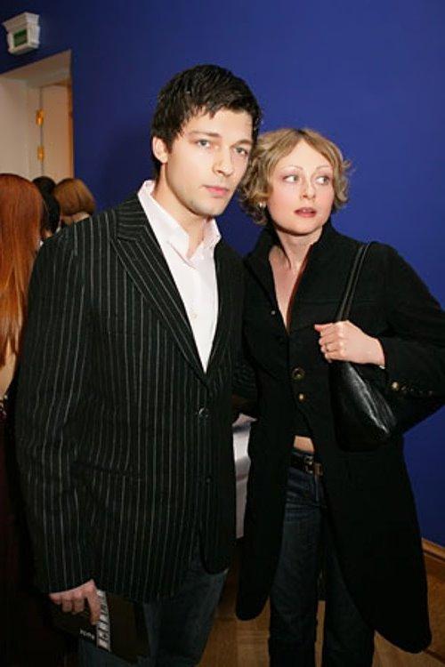 Maria Leonova and Daniil Strakhov
