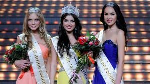Miss Russia 2013 winners