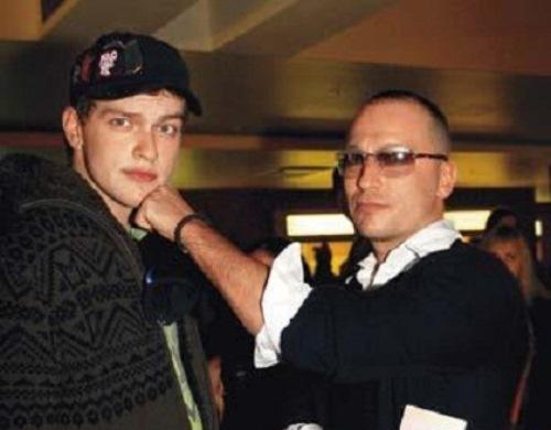 Nagiev and son