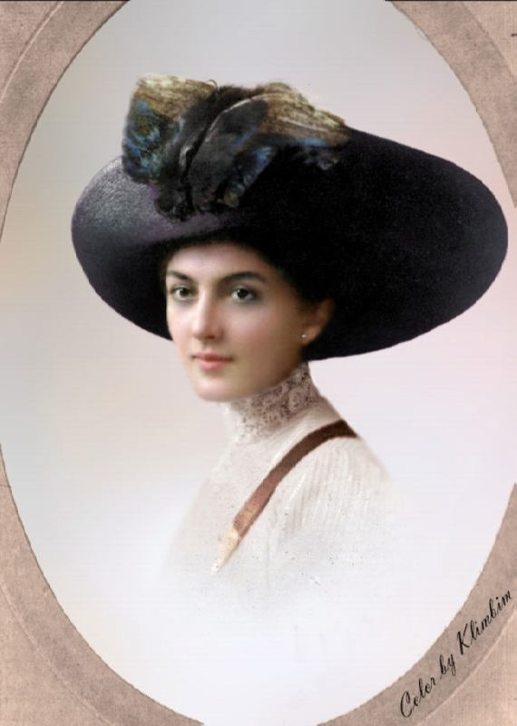 Princess Maria Prokofievna Eristova-Shervashidze