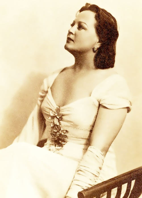 Okunevskaya Tatiana actress