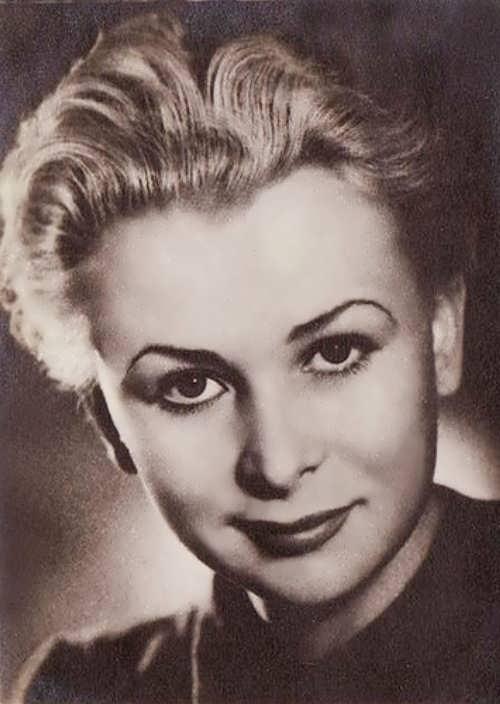 Serova Valentina actress