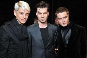 Vlad Lisovets, Dmitry Loginov, Ivan Nikolaev