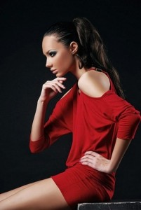 Yulia Adasheva beautiful girl
