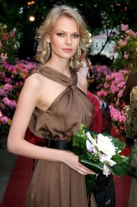 Magnificent socialite and business woman Yulia Vizgalina