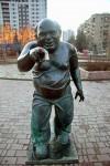 Vasily Demut-Malinovsky – Russian sculptor