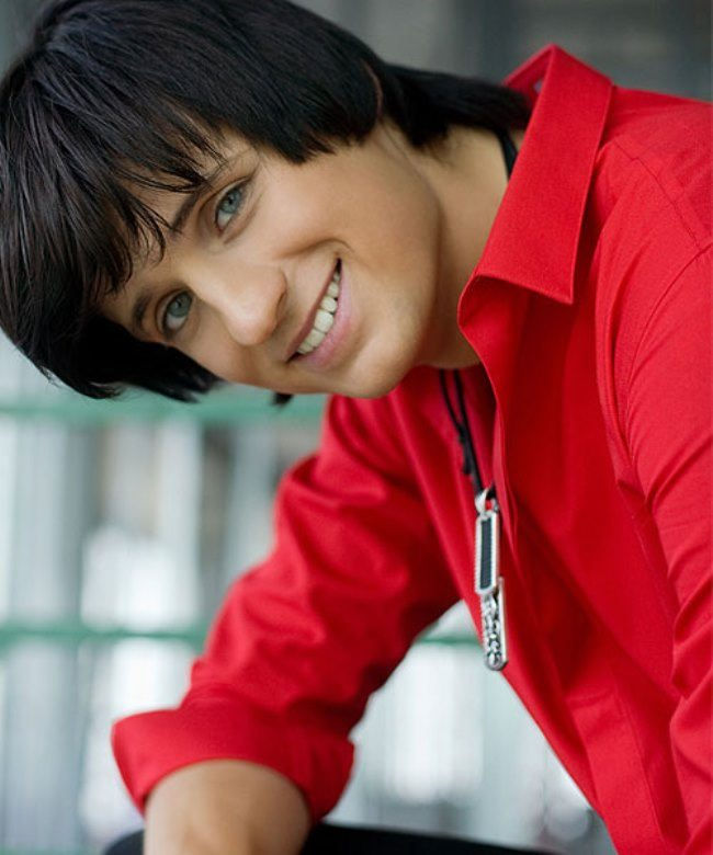 Dmitry Koldun, pop singer