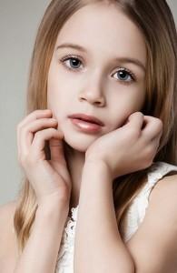 Brilliant Diana Bondarenko, Mini Miss Russia – 2013