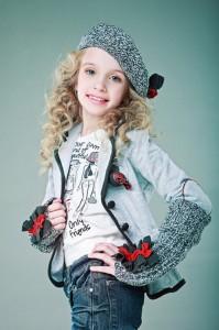 Fashionable Diana Bondarenko