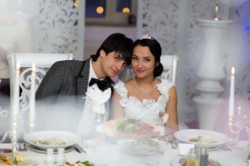 Dmitry Koldun wife