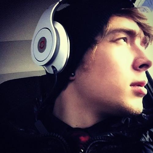 E. Bulatkin handsome Russian singer KReeD