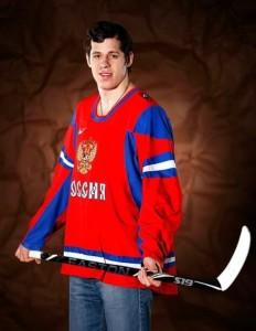Evgeni Malkin hockey player