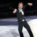 Eugene Plushenko handsome skater