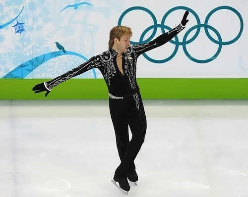 Eugene Plushenko champion