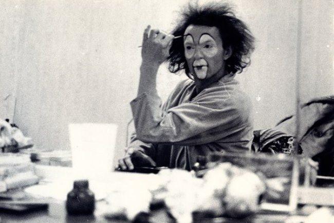Slava Polunin, great clown