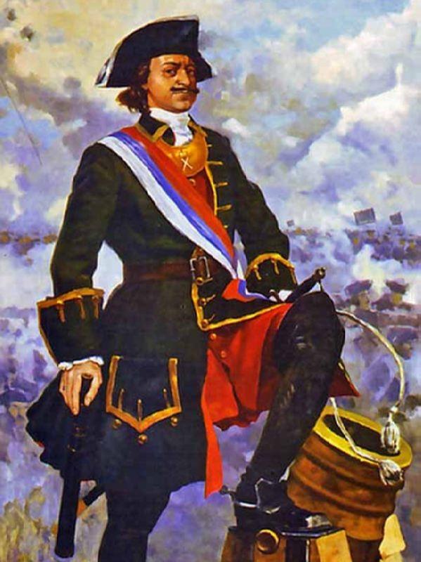 Peter The Great – Russian Tsar