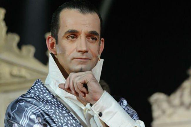 Dmitry Pevtsov, Russian actor