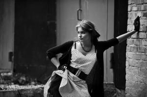 Beautiful Russian actress Natalia Zemtsova