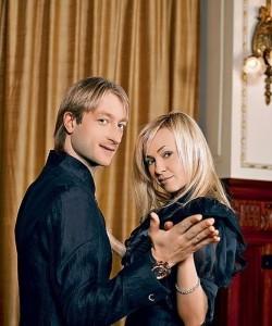 Plushenko and Rudkovskaya