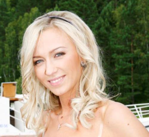 Pretty Litvinova Anna