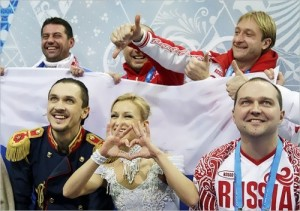 Trankov, Volosozhar, Plushenko