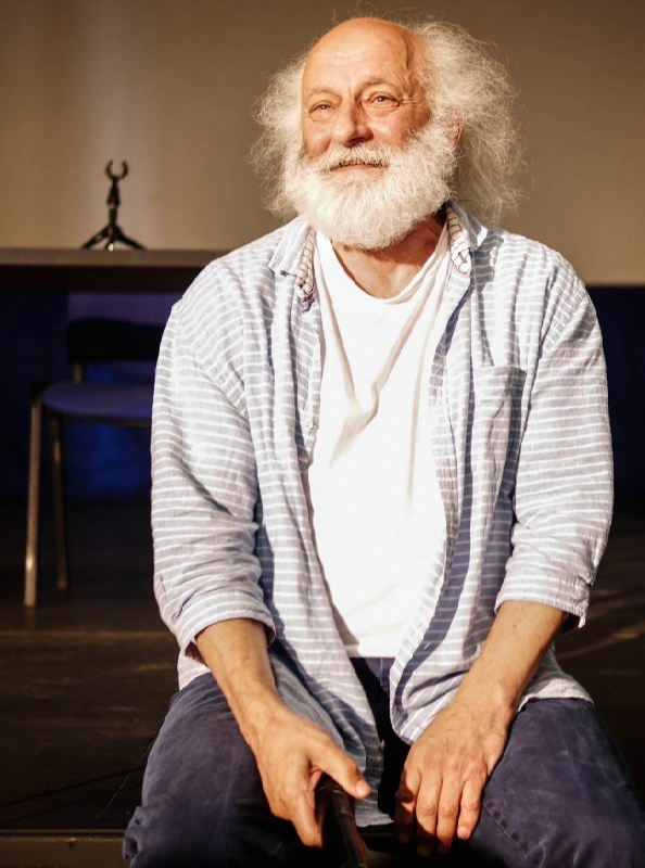 Slava Polunin, great clown
