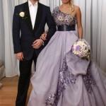 Plushenko and Rudkovskaya, wedding
