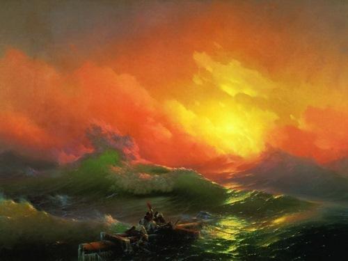 Aivazovsky The Ninth Wave