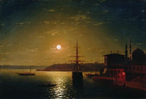 Ivan Aivazovsky Russian artist