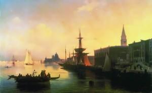 Ivan Aivazovsky Russian painter