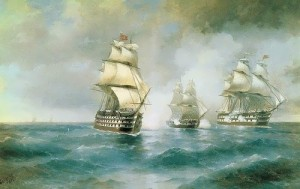 Aivazovsky great artist