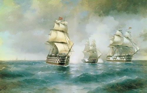 Aivazovsky great artist