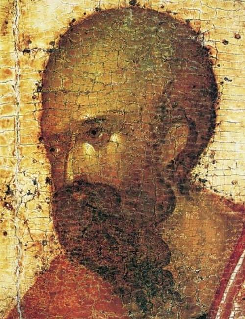 Apostle Paul Theophanes the Greek