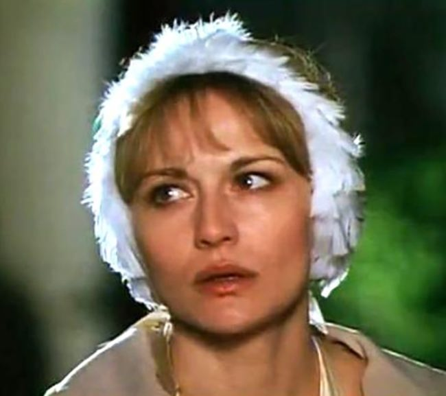 Elena Shevchenko, film actress