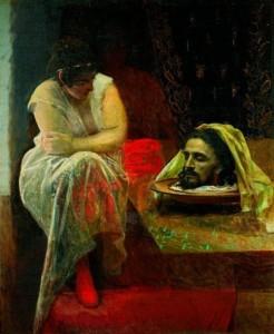 kramskoi Herodias 1884-1886