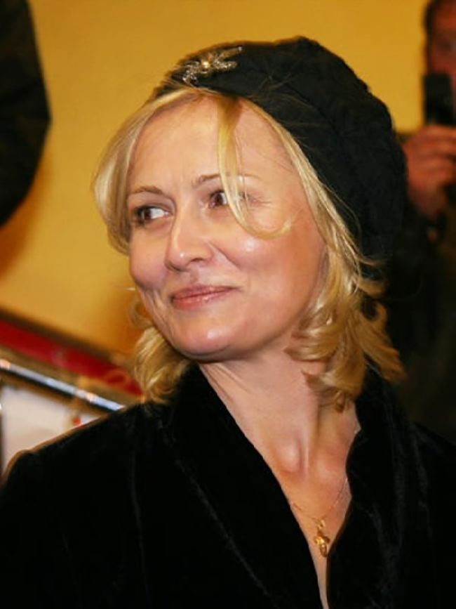 Elena Shevchenko, film actress