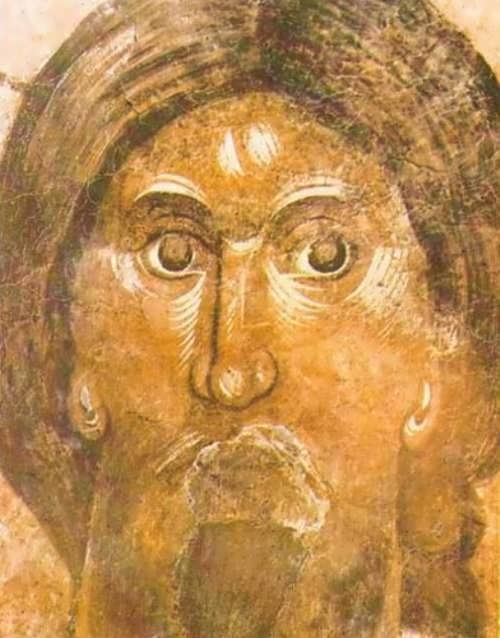 Pantocrator Theophanes the Greek