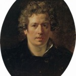 bryullov Self-Portrait. 1833