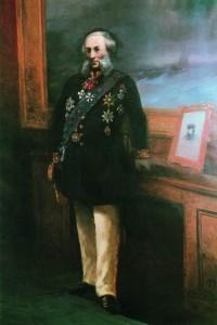 Aivazovsky Self-portrait. 1892