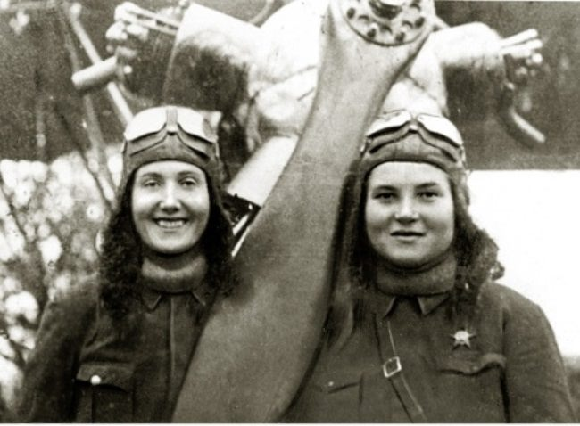 Night Witches – Soviet women pilots