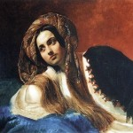 bryullov turkish woman