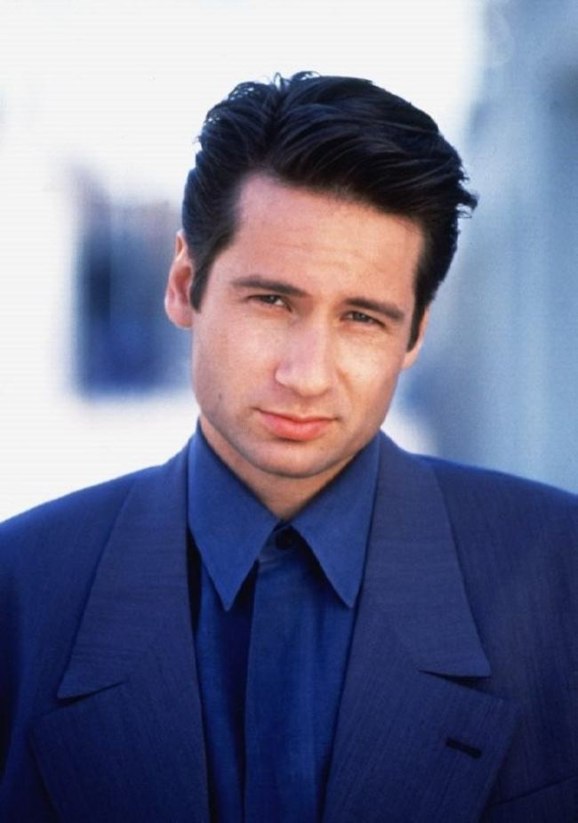 David Duchovny. Unsecret files