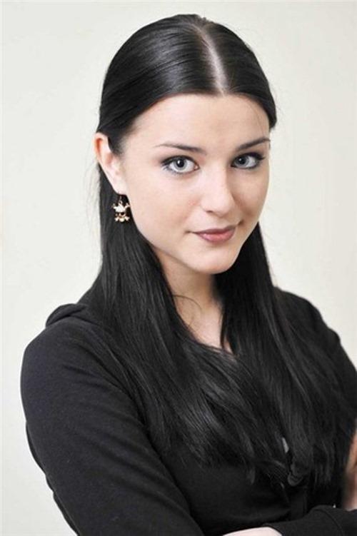 Awesome Russian actress Anastasiya Sivaeva