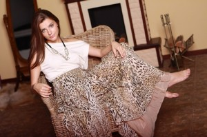 Pretty Anastasia Sivaeva